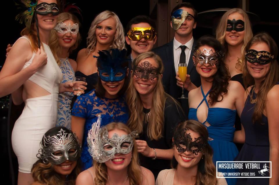 VetBall 2015 - Masquerade