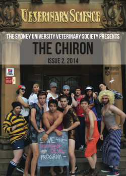 The Chiron Issue 2 2014