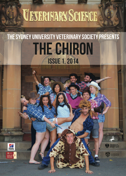 The Chiron Issue 1 2014