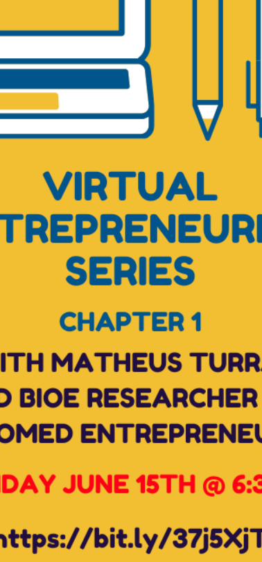 Virtual Entrepreneurial series