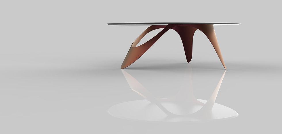 TABLE NO.2_by Yumeng Gai