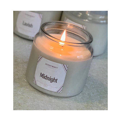 Midnight | Scent: Midnight Bourbon