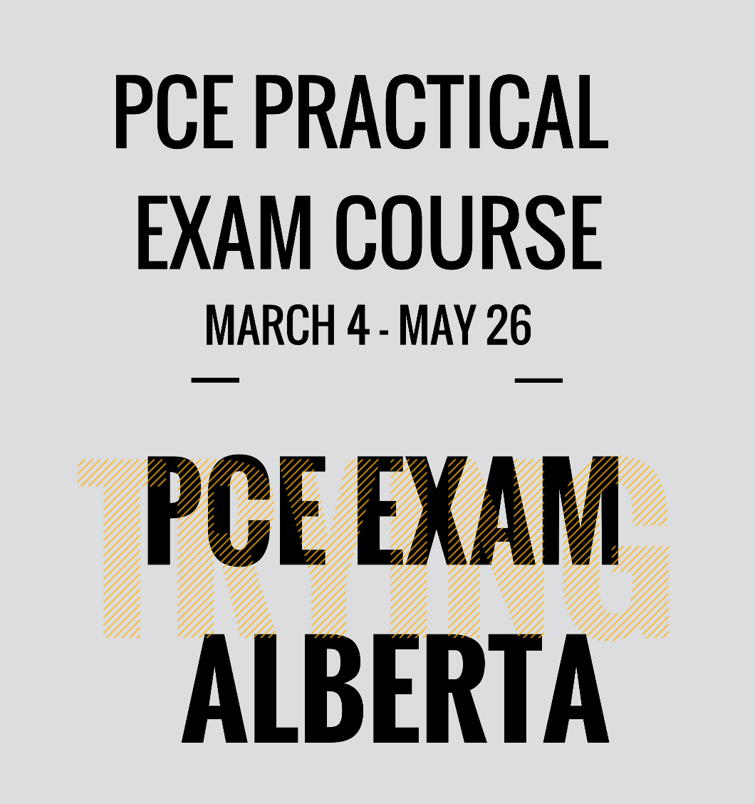 Pceexamalberta pce exam prep courses for physio licensing exam canada malvernweather Image collections