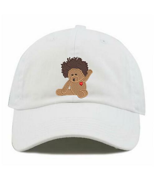 Afroteddy cap