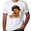 Thumbnail: Afro teddy men's tee
