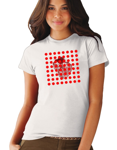 Red Point women's tee