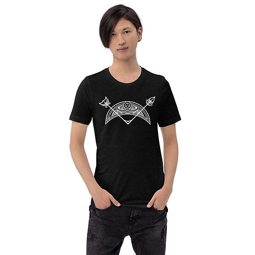 Scottish Pict V-Rod Short-Sleeve Unisex T-Shirt