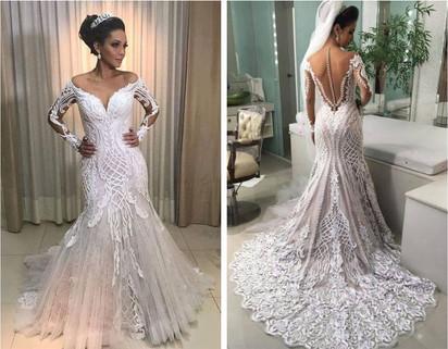 Vestido de noiva – Estilos