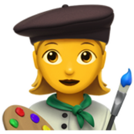 September Newsletter: FSCS Team Shares Emoji Self-Portraits!