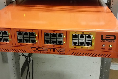 DESTINE DC Power Server