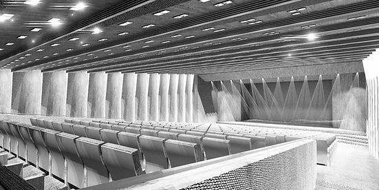 T.C.D.D. Konferans Salonu