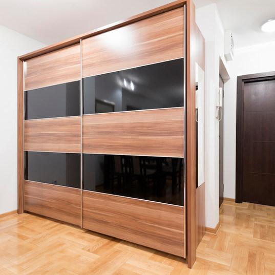 Textured Glossy 2 Tone Doors