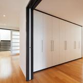 Matching White Closet Door
