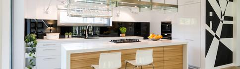 Small Open Kitchen
