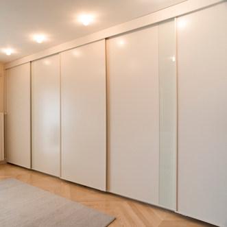Multi Layered Slidding Doors