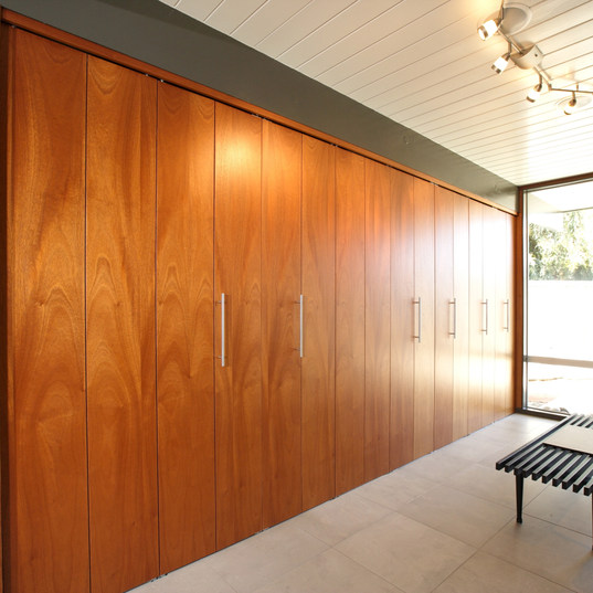 Perfect Match Textured Swing Doors