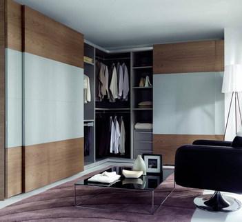 Large Textured Slidding Closet Door