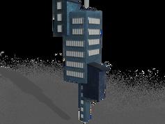 Rainy Lands Building