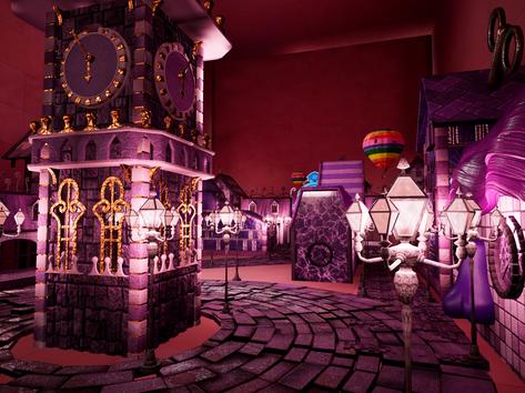 Cubic Tunnels - Balloon World