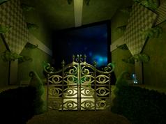 Cubic Tunnels - Garden