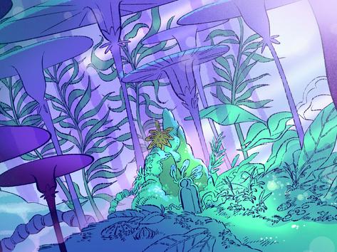 Aqua Jungle Concept