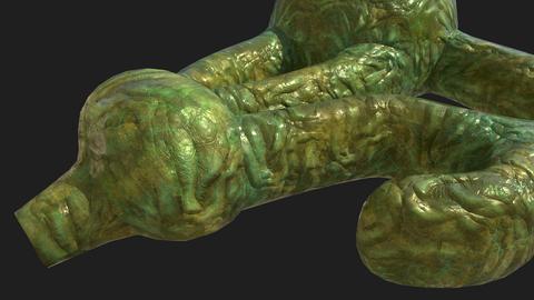 Octopus Chamber Texture + Model