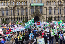 Save Greater Manchester's Greenbelt Rally April 2017