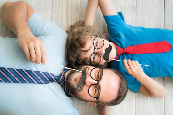 O espaço do pai na criação dos filhos
