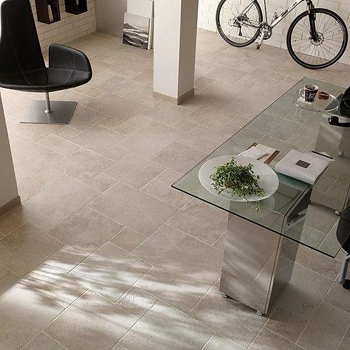 Kairos Bianco Glazed Porcelain Wall & Floor 600x400mm