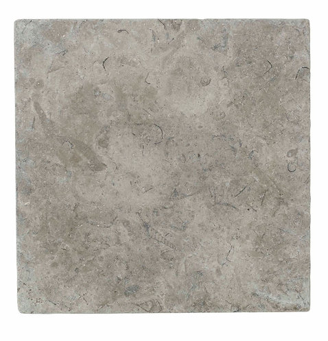 Dorset Brown Tumbled Limestone Wall & Floor 400x400mm