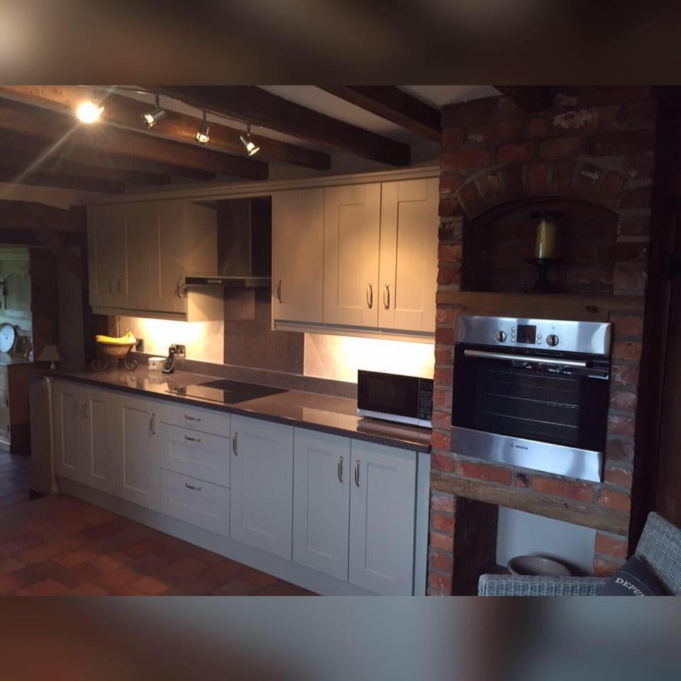 Shakeer Kitchen at Hoe Direct Kitchens