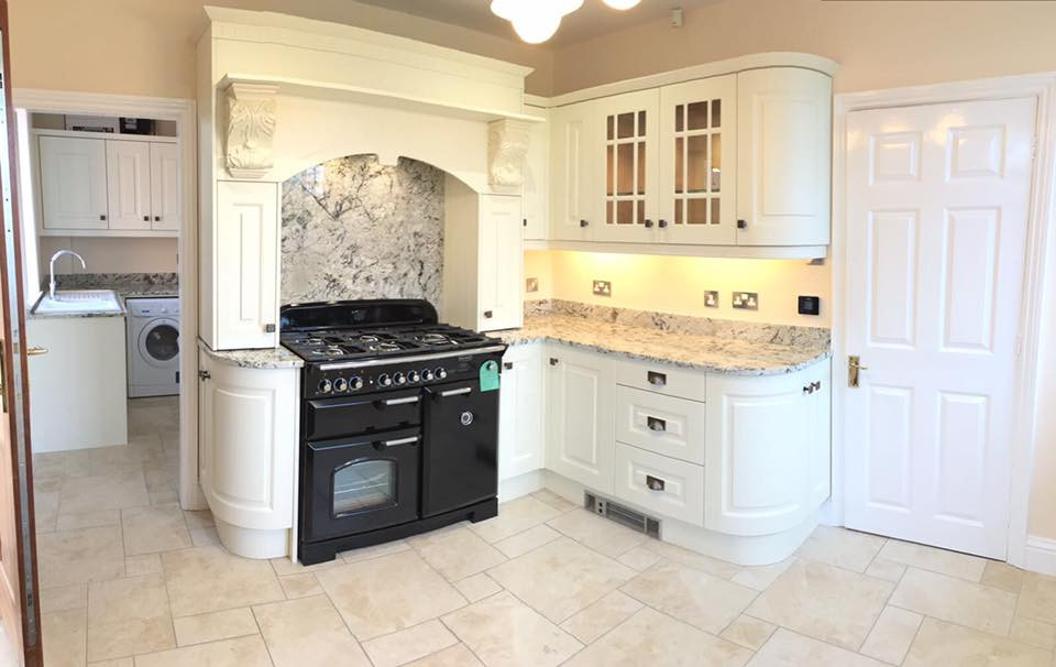 Traditional Kitchens at Home Direct
