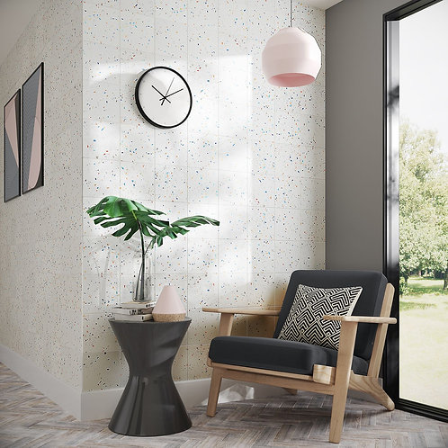 Crafted Confetti Porcelain Wall & Floor 185x185mm
