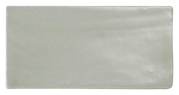 Handmade Sage Ceramic Wall 75x150mm