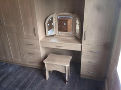 Fitted wardrobes in stoke on trent