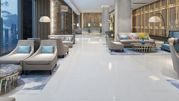 Space Grey Glazed Porcelain Wall & Floor 600x600mm