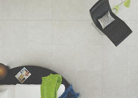 Acapulco White (Rect) Glazed Porcelain W&F 790x790mm