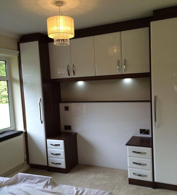 Fitted bedroom in stoke on trent