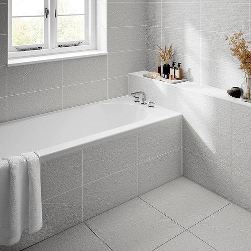Ingleton White Matt 500x500mm Porcelain Wall & Floor Tile
