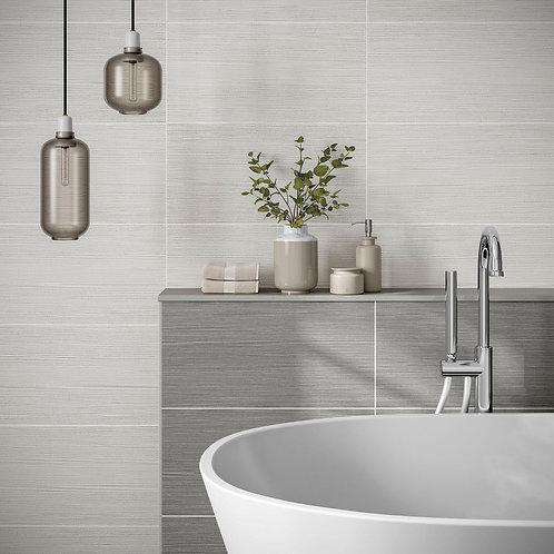 Matlock White Matt 250x500mm Ceramic Wall Tile