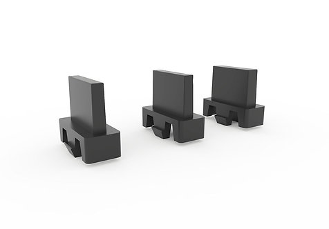 Tile Pedestal Support System - Pedestal Spacing Tabs 2mm