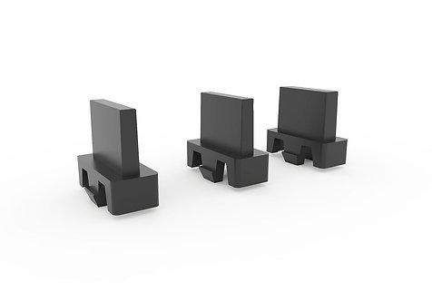 Tile Pedestal Support System - Pedestal Spacing Tabs 3mm