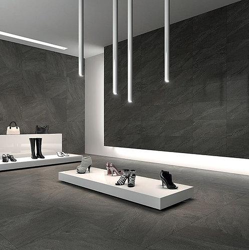 I'pietra Alpine Grey Glazed Porcelain W&F 600x600mm