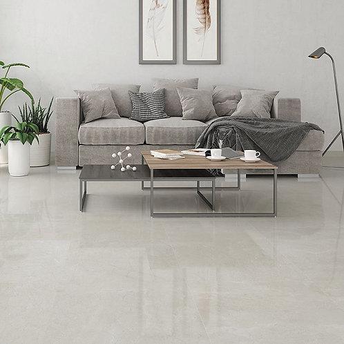 Petra Pearl Glazed Ceramic Floor 600x600mm