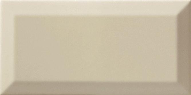 Metro Almond Ceramic Wall Tile 100x200mm