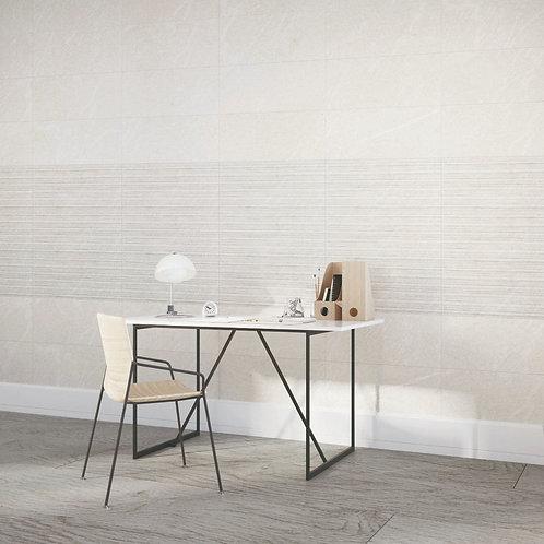 Hoxton Marfil Linear Glazed Porcelain Wall & Floor 300x600mm