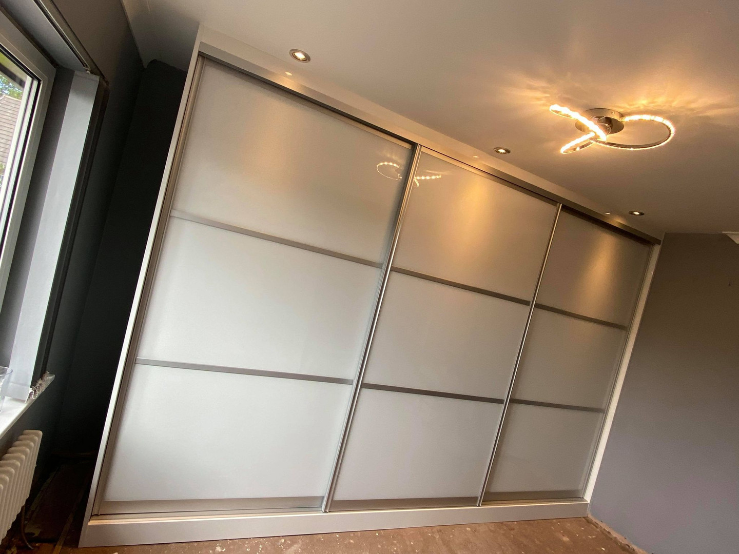 Sliding wardrobes in stoke on trent