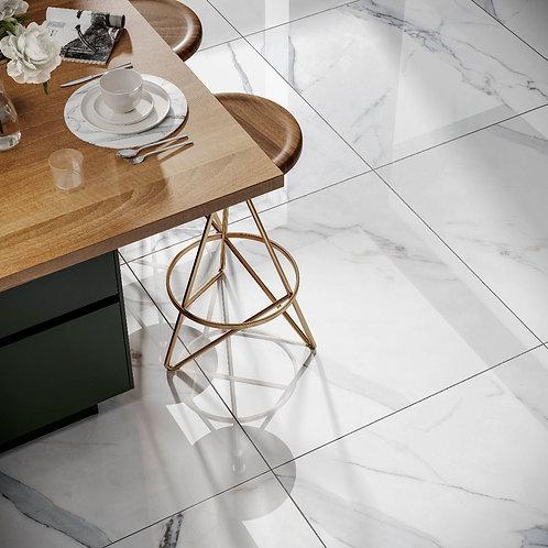 Sofia Glazed Polished Porcelain 800x800mm