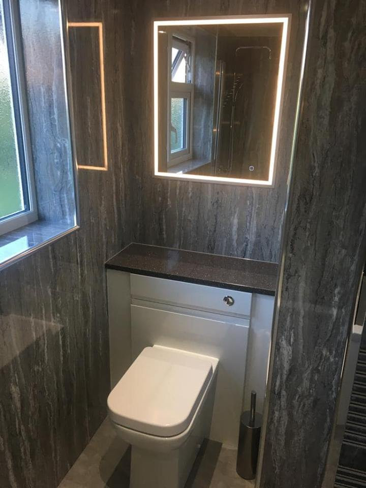 FITTED BATHROOMS STOKE