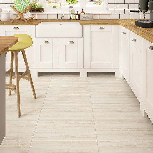 Malham Beige Glazed Porcelain Wall & Floor 600x300mm